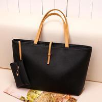Women handbag 2014 fashion style bag ladies high quality shopping bag hot sale women handbags of famous brands