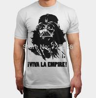 Free Shipping High Quality star wars cotton T-Shirt GUEVARA men T-Shirt brand women t-shirt