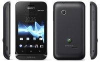 Sony Xperia tipo(St21i)   Cheap HOT phone unlocked original  3G WIFI GPS  Android refurbished  mobile phones