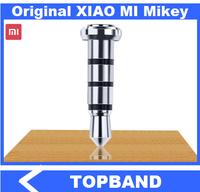 2014 new arrival original xiaomi mikey MI key button dustproof plug earphone jack plug 3.5mm for xiaomi phones free shipping