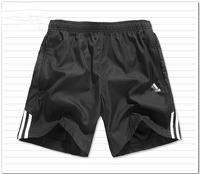 Free shipping Sports Men shorts casual capris fashion running shorts male knee-length pants basketball pants sportswear