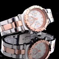 2014 New Kors Luxury  Women watch Wristwatches high quality Quartz watches for women dress clock Wristwatches drop shipping