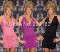 2014 New fashion sexy one-piece dress fashion sexy women night club wear dress for women summer dress free shipping