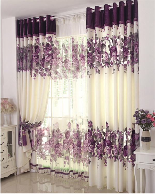 ! finestra di casa decorazione moderna camera da letto romantica ...