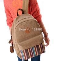 Women Backpack 2014 New Fashion Canvas Girls Backpacks Cute Children Backpacks Printing School Backpacks Bag l 67