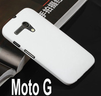 2Pcs/lot,Cheapest Slim Matte Hard Plastic Protective Phone Case for Motorola Moto G XT937C XT1028 XT1031 XT1032,Free Shipping
