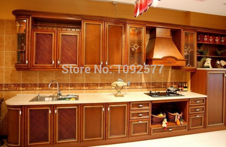 Mahogany Kitchen Cabinets From China Best Selling Mahogany Kitchen
