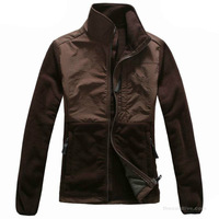 Free Shipping Spring 2014 Brand Women Denali Fleece Jacket  Black  Brown White XS-XL