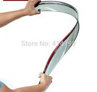 Cerato High Quality injection Pellucid Side Window Visors Wind Deflector Rain/Sun Guard Vent OEM Style