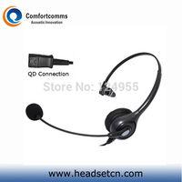 H600N Call center Headset for PLT M10 M12 M22 CISCO