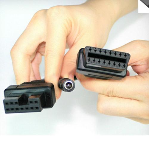 Диагностические кабели и разъемы для авто и мото OEM OBD2 Mitsubishi 12Pin 16Pin