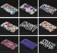 Mini Order 1pc Flexible TPU Soft Case Protective Cover for Nokia Lumia 520 Case + Screen Film