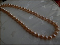 7-8 mm natural pearl necklace