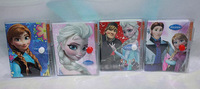 1405c 38033077543 frozen snow Romance sub-notebook with a ballpoint pen pouches book diary thing