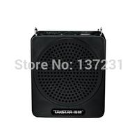 2014 Brand Hot TAKSTAR E180C 8W megaphone microphone Portable Hanging waist Amplifier U disk TF Card Mp3 Playback Free shipping