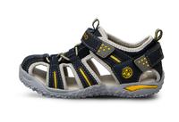 Uovo children shoes male female child sandals cutout sandals male girl children