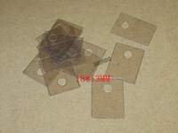 Details about 50* TO-220 Transistor Mica Insulator 18*13MM