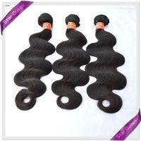 Brazilian body wave virgin human hair extension Rosa hair products 3/4pcs lot hot sale virgin Brazilian hair weaves bundles Wavy