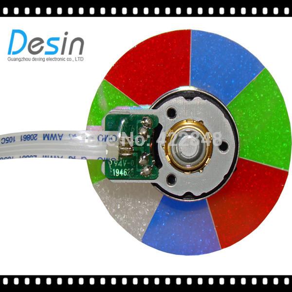New and Original Optoma HD70 Projector Color wheel(China (Mainland))