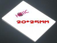 10PCS TO3P TO247 TO220 Ceramic Mica Transistor Thyristor Insulation Pads 25*20MM