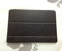 Free Shipping Original Smart Foldable Leather Case for FNF Ifive Mini 3GS MTK6592 Octa Core Tablet PC 3 Colors/Amy