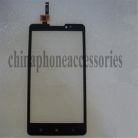 Replacement Touch Screen Digitizer Glass Lens repair part For Lenovo P780 Black+ tools