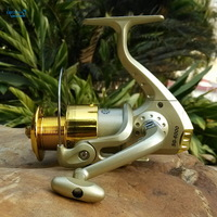 Free shipping 6BB, Left Right Interchangeable Collapsible Handle Fishing Spinning Reel SG6000 5.1:1 Wholesale