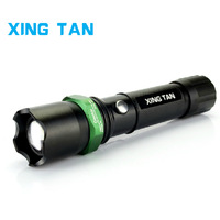 Strong Bright  Flashlight 18650 Q5 LED 240 Lumen Focusing IP65 Waterproof Cycling Torch for Bicycle ridding Camp Hunting A27