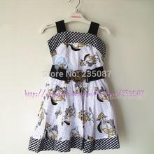 wholesale girls sundress pattern