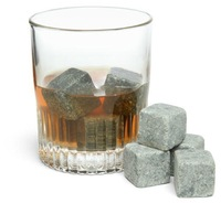 Bar Acceories Whisky Stones Rocks  Wine Tea Drink Cooler Cooling Ice Cube Free Shipping
