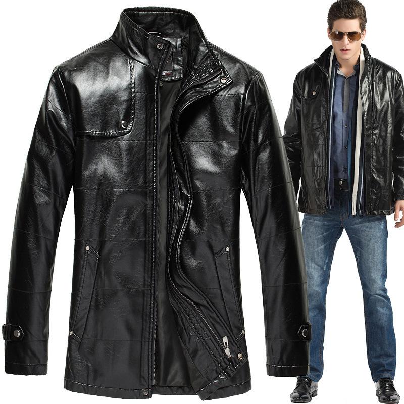 Купить Удлиненную Мужскую Кожаную Куртку В Москве