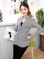 new design 2014 fashion tops for women office ladies summer plaid blusas clothes clothing blouse blouses shirt shirts womem FC33