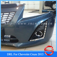 Unimaginable Price For Chevrolet Cruze 2013 2014 LED DRL,LED Daytime Running Light + Free Shipping!!!