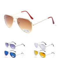 New 2014 Summer Classic Design Brand Glasses Male Colour Reflective Sunlasses Men Eye Glasses Oculos De Sol Free Shipping