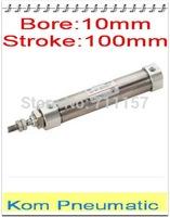 SMC Type Mini Air Cylinder CDJ2B 10mm Bore 100mm Stroke Pneumatic Cylinder 10-100mm