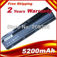 5200mAh New Laptop Battery For HP 430 431 435 630 631 635 636 650 655 Notebook PC Envy 15-1100 G32 G42 G72 G56 G62 DM4 Battery