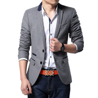 Brand New 2014 Regular Fit Non Iron 31 Men's Suit, Dress Suit Blazers,Big Size L XL XXL XXXL, 2 Colors