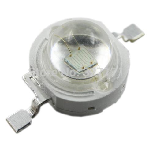 10pcs 380nm 3 watt high power UV led light-emitting diode(China (Mainland))