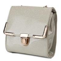 Sales! Womens pu leather flash chain shoulder vintage messenger bags new 2014 female small handbags women bag glitter powder bag
