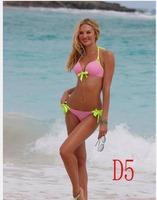 5sets\lot  2014 hot sell women swimwesr Dear Lover Low MOQ Wholesale Women Swimwear Factory