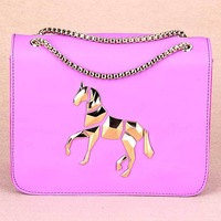 2014 South Korea lapalette leather handbag
