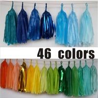 480pcs/lot  Tissue Paper Tassel Garland - Party Wedding Baby Shower