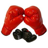 Child Boxing Gloves Kids Kickboxing Sanda Gloves Fighting Kick Boxing Sandbag Gloves luva de boxe Muay Thai Gloves