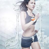 Fashion Bluetooth 3.0 Sport Watch Handsfree Speaker Mic for Smartphones MP3 MP4
