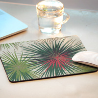 NEW ULTRA THICK Mouse Pad games necessary Comfortable mousepad green life style