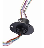 FREE SHIPPING  OD22 MM XL 26.43MM Wholesale Capsule Slip Ring 12 conductors X 2A 220VAC 250Rpm 10PCS/LOT