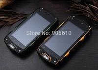 waterproof smartphone Jeep Z6 MTK 6572 RAM 512MB+ROM 4GB 4.0inch 3G GPS dustproof shockproof android 4.2 dual core