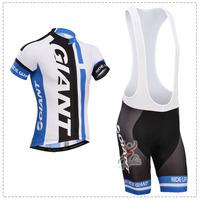 Cool !! 2014 Short Sleeve Cycling Jersey+Bib Shorts Set Bike Clothes/ropa ciclismo/sportswear (Accept Custom) Size:S-5XL D40