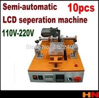 10pcs 110v -220v semi - automatic Professional LCD Separator Machine, screen repair machine.cellphone refurbishment