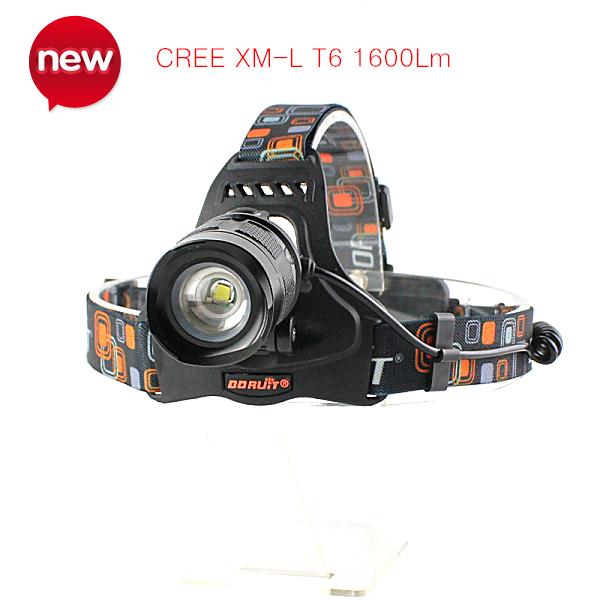 Налобный фонарь BUROIT XML T6 1600LM 1600 + NH02 sitemap 106 xml